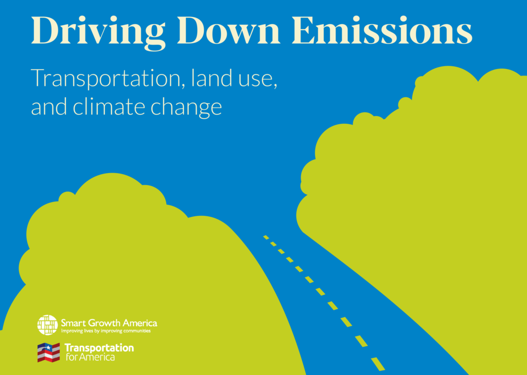 Driving Down Emissions: Transportation, land use, and climate change