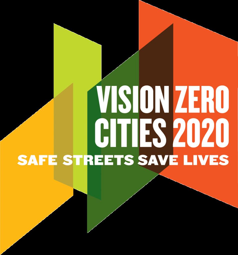 Vision Zero Cities 2020 logo